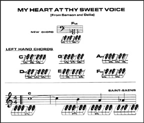 "My Heart at Thy Sweet Voice from ""Samson and Delilah"""